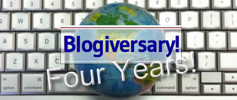 sosAssociates.com Blogiversary: Four!