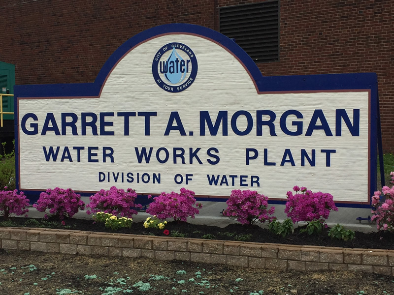 Garrett A  Morgan Water Treatment Plant Open House