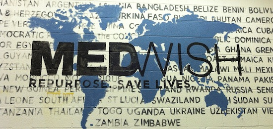Medwish serving the world!