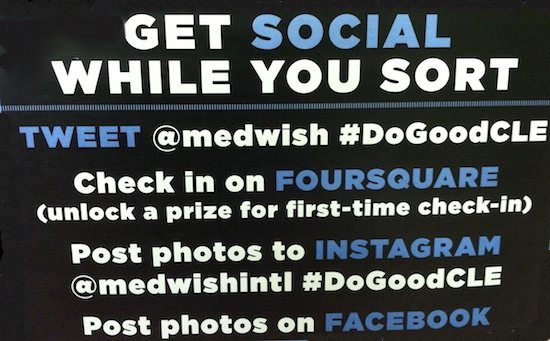 Get social with Medwish!