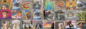 Cleveland Museum of Art Chalk Festival 2017