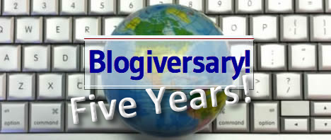 sosAssociates.com Blogiversary: Five!