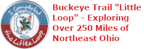 "1 of 5: Buckeye Trail ""Little Loop"" - Exploring Over 250 Miles of Northeast Ohio"