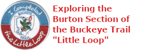 "5 of 5: Exploring the Burton Section of the Buckeye Trail ""Little Loop"""