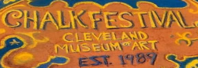 30th Year! Cleveland Museum of Art's Chalk Festival 2019