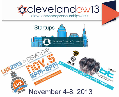 Cleveland Entrepreneurship Week 2013