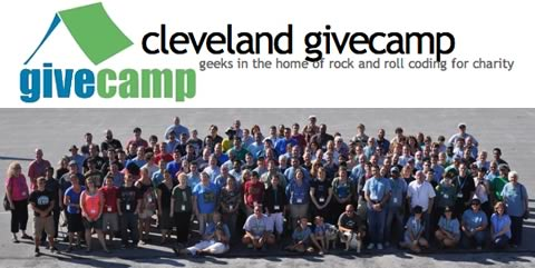 Cleveland GiveCamp: Coding for Charity