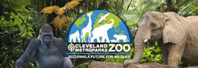 Escape Day to the Cleveland Metroparks Zoo
