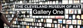 @ClevelandArt #GalleryOne Crash Party