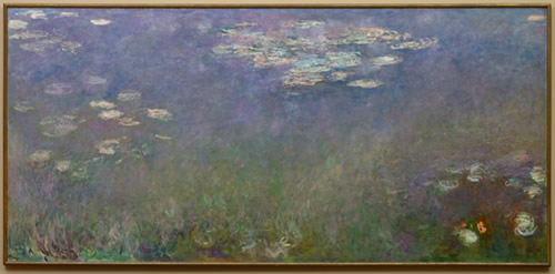 Cleveland Museum of Art's Water Lilies (Agapanthus), c.1915-1926