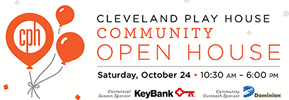 Cleveland Play House Centennial Celebration Open House