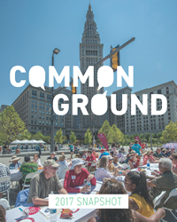 Common Ground 2017 Snapshot PDF File