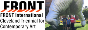 FRONT International Cleveland Triennial for Contemporary Art - Return to UpTown Cleveland