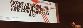 FRONT International Cleveland Triennial for Contemporary Art - Opening
