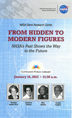 Please read the From Hidden To Modern Figures panel program PDF
