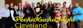 PechaKucha Night Cleveland Volume 32 at Sachsenheim Hall