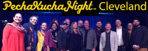 Celebrating International PechaKucha Day at PechaKucha Night Cleveland - Volume 36!!