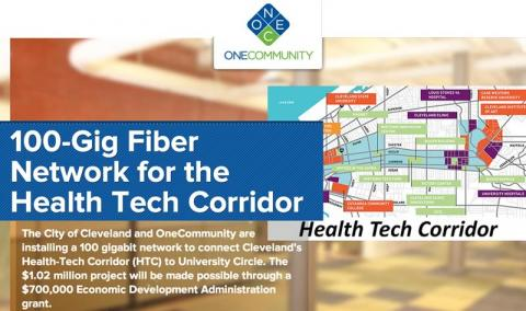 First Commercially Available 100-Gigabit Fiber Network!