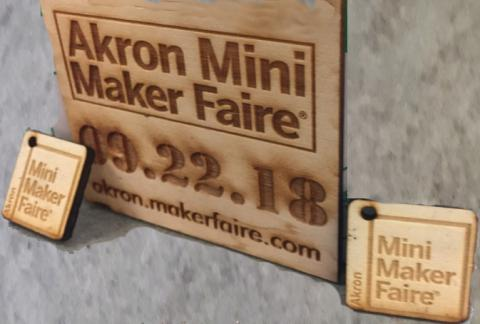 A Gathering of Fascinating & Curious People - Akron Library Mini Maker Faire 2018