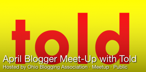 Ohio Blogging Association's Told CLE Storytelling