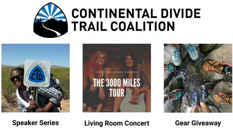 Continental Divide Trail Coalition - Virtual Trail Days