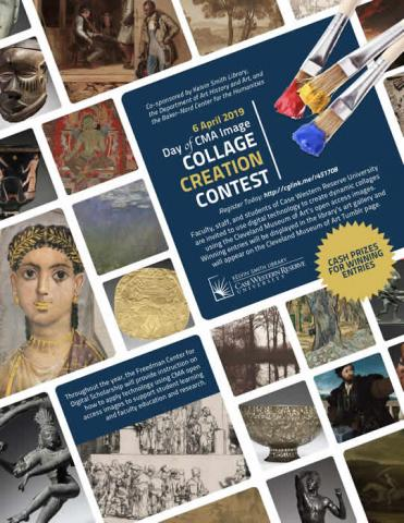 "Case Western Reserve University: ""Day of CMA Collage Creation Contest"""