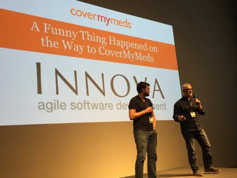 TechPint Speakers #2: Chip Burke and Dan Renner, Co-Founders of Innova Partners (where CoverMyMeds was born)