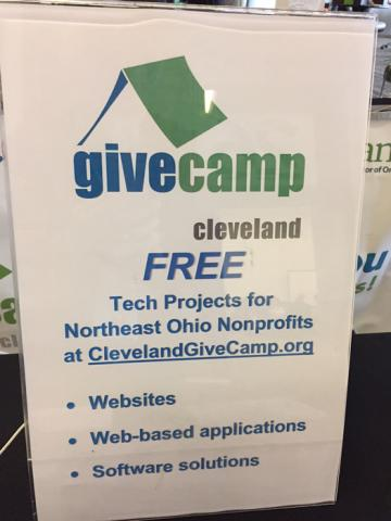 ClevelandGiveCamp.org - FREE Tech Projects for NEO Nonprofits!