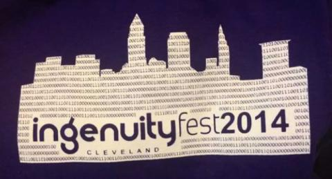 Cleveland Technology + Art = Ingenuityfest Weekend!