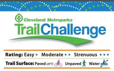 Cleveland Metroparks Inaugural Trail Challenge!  7d32cc0631a5e
