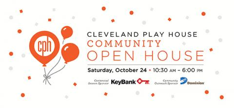 Cleveland Play House Community Open House