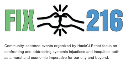 Hack Cleveland's #Fix216: Criminal Justice Reform Scope-A-Thon