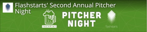 Flashstarts Pitcher Night at TechPint Cleveland V: Winter Jam