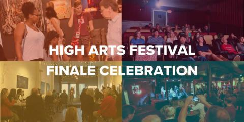 High Arts Festival Akron 2018 Finale Celebration