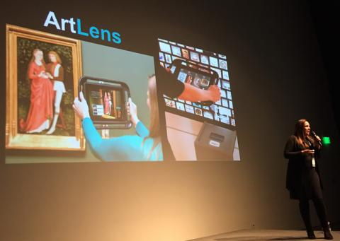 TechPint Speaker #1: Jane Alexander, CIO of Cleveland Museum of Art