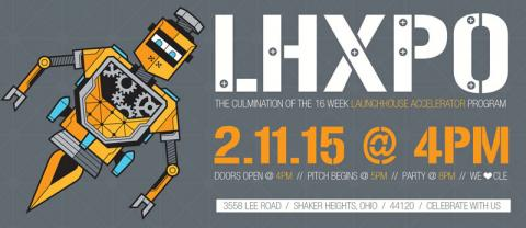 LaunchHouse Accelerator Expo (LHXPO) 2015