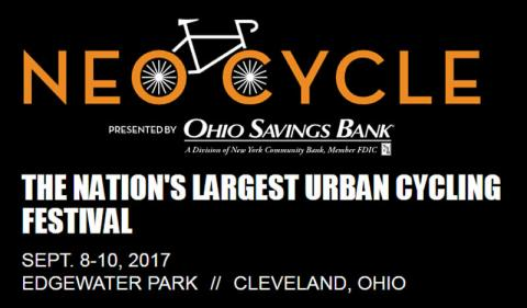 Cleveland Has The Largest Urban Cycling Festival! NEOCycle 2017!