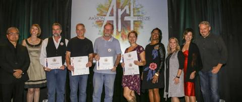 Akron Art Prize Winners
