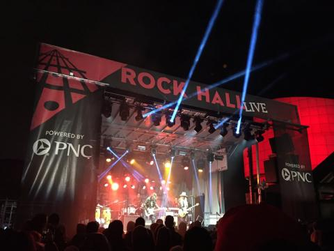 Powered By PNC - Rock Hall Community Celebration 2018