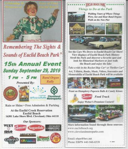 Celebrating 50 Years of Fond Memories of Euclid Beach Park