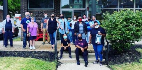 Shanelle Smith Whigham's photo of Saturday, June 27, 2020, Volunteers