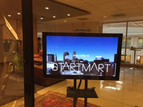September 8, 2015 - StartMart Grand Opening
