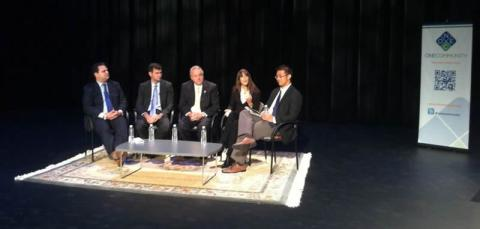 Moderator Mike Shafarenko & Panelists: Jerry Duffy, Jeff Mowry, Jennifer Neundorfer, JT Tan