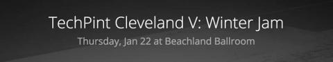 TechPint Cleveland V: Winter Jam