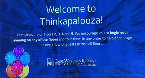Case Western Reserve University's think[box] Thinkapalooza!