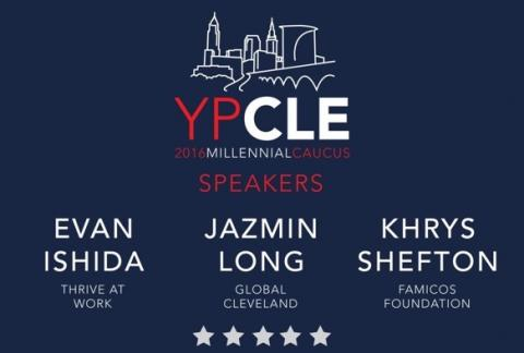YPCLE: The Millennial Caucus Featured Speakers