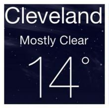 Cold Cleveland Fun! Brite Winter 2014 at 14 degrees