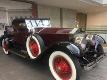 1925 Rolls-Royce Piccadily roadster