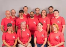 "2016 Cleveland GiveCamp Steering Committee and ""Red Shirt"" Tech Experts Floater Team"
