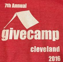 My 7th Cleveland GiveCamp - Free Tech Solutions for Nonprofits in 2016